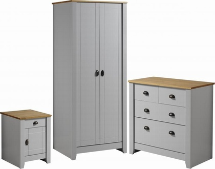 Ludlow Grey Bedroom Set 236 00 Bedroom Bedroom Sets Mexican